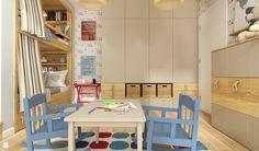 Pokój dziecka - zdjęcie od WERDHOME - Pokój dziecka - WERDHOME