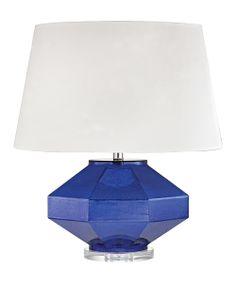 Crystal Base Table Lamp