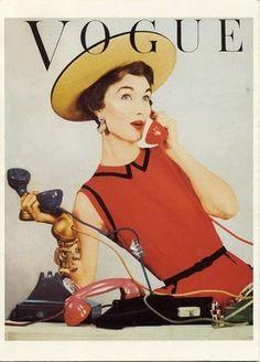 Vogue santas pack vintage