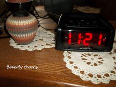 Review This!: Reviewing The Acu-Rite Alarm Clock