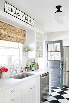 DECO: vintage kitchen
