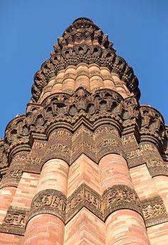 Qutb Minar | Qutb, Delhi, India