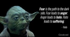 Here are 19 full of wisdom Yoda quotes to keep you on the Light Side of the Force and bring out the best in you. May the Force be with you!