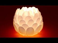 Stimmungsvolles DIY Teelicht - YouTube