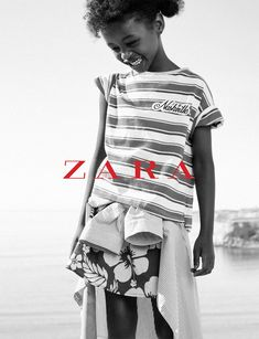 Discover the new ZARA collection online. The latest trends for Woman, Man, Kids and next season's ad campaigns. Zara Kid, Zara Official Website, Zara United States, Spring Summer 2018, Kind Mode, Children Photography, Latest Trends, Natural Hair Styles, Kids Fashion