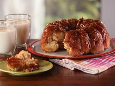 Pecan Pie Monkey Bread
