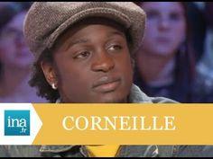 Corneille, chanteur français, raconte son départ forcé du Rwanda. Vidéo datant de 2003.