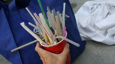 Ask Applebee's to keep 180 million plastic straws out of landfills and waterways! Sign the petition here...