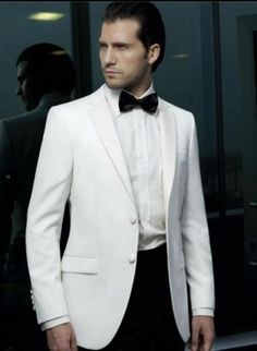 Find More Suits Information about Fashion wedding WHTE suit notched Lapel groom dress two ball crime two buttons for slimming Wedding Suit Jacket + pants + tie,High Quality button effects,China dress sport Suppliers, Cheap buttons bangles and beads from Suzhou International Garment Ltd on Aliexpress.com