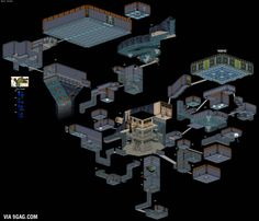 Zelda Ocarina of Time had some Beautiful Level Layouts - 9GAG