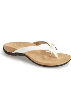 7fdded15d Vionic  Bella II  Sandal (Women) available at  Nordstrom Gold Dress Shoes