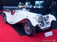 1941 SS Jaguar 100 2 1/2 Liter Roadster
