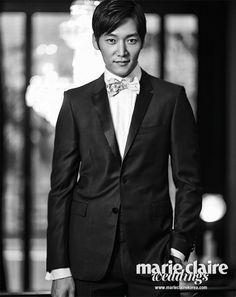Choi Jin-hyuk // Maire Claire Weddings // August 2013