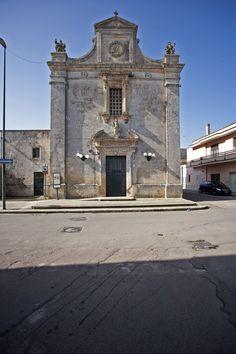 Chiesa dell'Immacolata su 365giorninelsalento.it