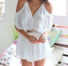Cute outfit idea to copy ♥ For more inspiration join our group Amazing Things ♥ You might also like these related products: - Dresses ->. Mode Outfits, Girly Outfits, Cute Casual Outfits, Stylish Outfits, Dress Outfits, Casual Dresses, Summer Outfits, Fashion Dresses, Cute Dresses