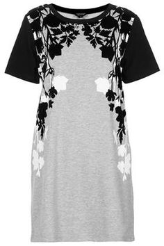 Buy TOPSHOP Women's Gray Flocked Tulip Sweat Dress, starting at Similar products also available. Dress Me Up, New Dress, Sweat Dress, Cool Style, My Style, Comfortable Outfits, Nordstrom Dresses, Dress Making, Nice Dresses