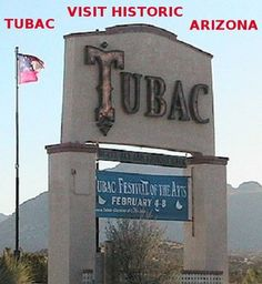 Visit Historic Tubac Arizona (Historic Southwestern Towns) by George Puckett, http://www.amazon.com/gp/product/B00BA11IYU/ref=cm_sw_r_pi_alp_kLserb12SZ4BR