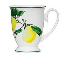 Taza de porcelana Petunia - 260ml