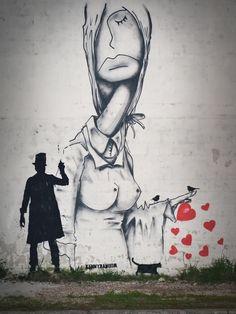 Kenny Random #rexmonkeyblog #streetart