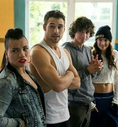 3ddf2fbbb Part of my favorite cast from Step Up All In 😍. Street DanceSexy ...