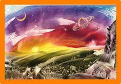 Предлагаю вашему вниманию ряд космических сюжетов. фото 1