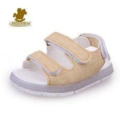 2017 new kids sandals for boys girls sport sandals light led children baby flat summer shoes toddler kids beach leather sandals