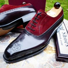 Ascot Shoes — Hands up for those who cannot pull this pair off...