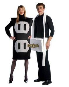 Plug & Socket Costume | Mens Humorous Halloween Costumes