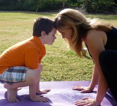 yoga for children with autism