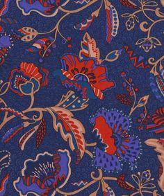 Liberty Art Fabrics Poppyseed Dreams A Tana Lawn Cotton