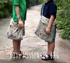 Come cucire una borsa per bambino #tutorial #diy #sewing