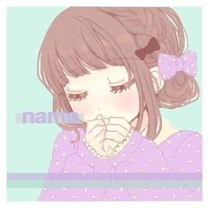 """""""open icon- Kawaii princess"""" by anime-icons ❤ liked on Polyvore featuring art"""