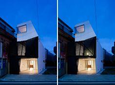 apollo architects design earthquake-resistant sign house - designboom | architecture & design magazine