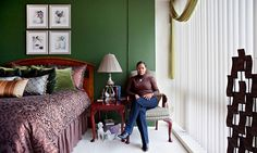 A New Book Celebrates Mies van der Rohe's Lafayette Park Complex in Detroit - NYTimes.com  #interiordesign #miesvanderrohe #architecture #aubergine #green #detroit Designers Gráficos, Lafayette Park, Detroit, The Neighbourhood, Sweet Home, Architecture, Bed, Furniture, Vogue