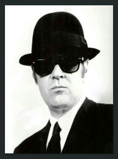 '''.Dan Aykroyd Elwood Blues...''' http://fydanaykroyd.tumblr.com/post/17777209586