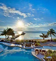 Ochos Rios, Jamaica Caribbean Tourist Destination..
