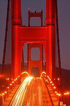 Golden Gate Bridge Photographs, San Francisco, California
