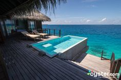 Overwater Bungalows Are What Wanderlust Dreams Are Made Of - Coco Bodu Hithi, Maldives