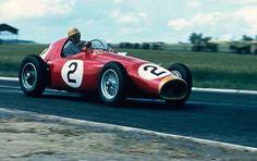 1954 GP Francja (Reims) Ferrari 553 Squallo  (Jose Froilan Gonzalez)