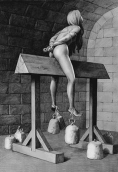 The 25 Most Unimaginable Medieval Torture Devices!