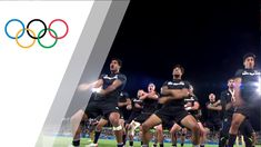 New Zealand men's rugby go out with ceremonial Haka