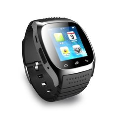M26 Smart Watch includes Bluetooth v3.0, 1.4 Inch Touchscreen with Mic, Camera…