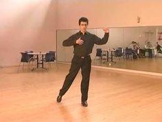 Cours de tango Argentin Milonga (7/9) - Les Huits arrières