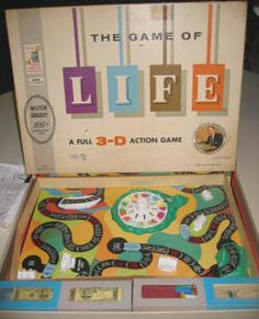 Spent hours with Julie and Tia playing life! Who knew we were living it!