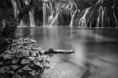 Plitvice Lakes National Park - Croatia  falls