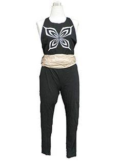 Mtxc Women's Bleach Cosplay Costume Shihouin Yoruichi 1st Size Medium Black Mtxc http://www.amazon.com/dp/B00O10EC0O/ref=cm_sw_r_pi_dp_VBBRub1849V9C
