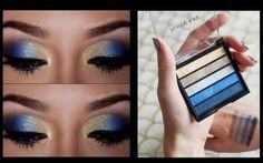 Mary Kay Rock the Runway Eye Palette Look