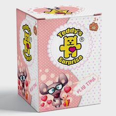 Teddy's Surprise toys - kids toys from various manufacturers. Wide choice of toys. Teddy's Surprise Simplifies the choice of toys for a child When you buy Teddy's Surprise , you can not see a surprise toys inside the box. Baby Toys, Kids Toys, Inside The Box, Surprise Box, Top Toys, Cute Toys, Bunny, Presents, Children