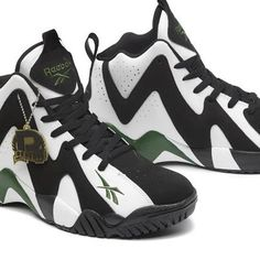 99c799b4fc4 These were the only pair of reebok basketball shoes I owned that was  actually real cool looking.