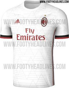 MILAN AC AWAY 2017/18